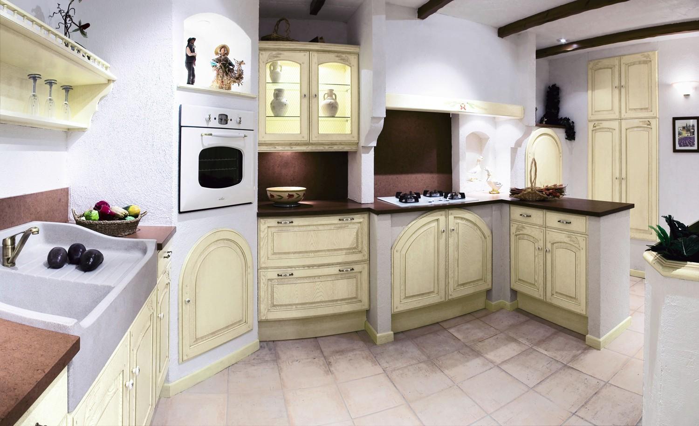 Cuisine provencale haut de gamme sur mesure charles rema for Amenagement cuisine provencale