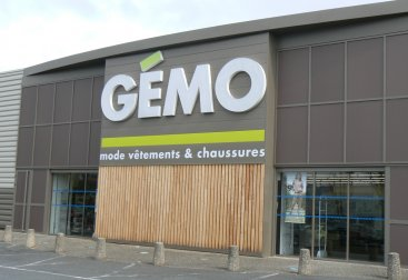 gemo centre commercial nantes atlantis. Black Bedroom Furniture Sets. Home Design Ideas