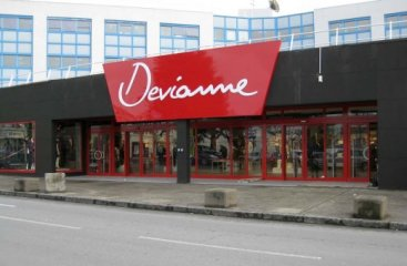 devianne centre commercial nantes atlantis. Black Bedroom Furniture Sets. Home Design Ideas