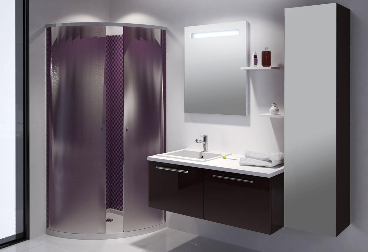 Peinture de salle de bain tendance maison design - Tendance salle de bains ...