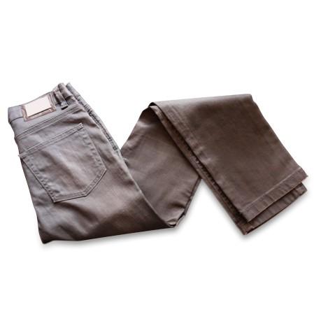 jeans jean ungaro enduit marron ungaro jean ungaro enduit marron semi ...