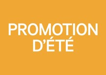 Promotion d&rsquo;&eacute;t&eacute; !