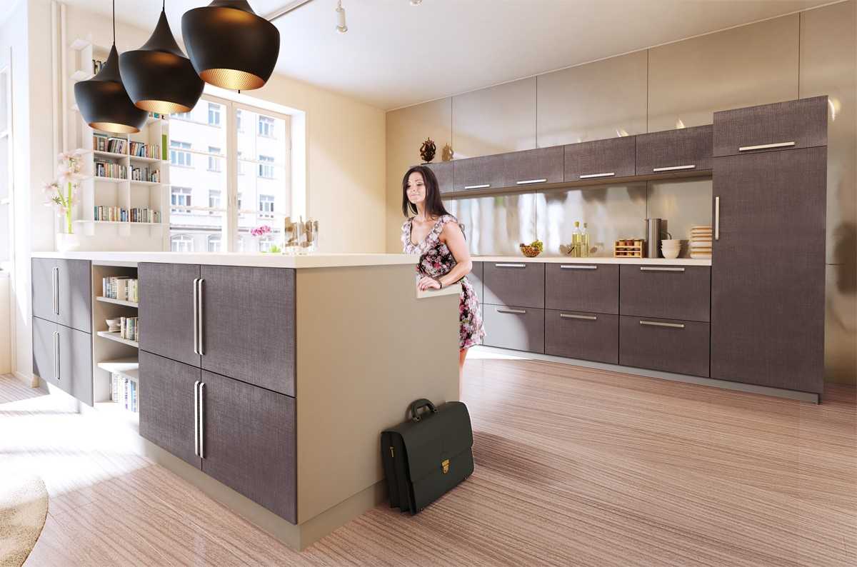 Charles rema fabricant de cuisines haut de gamme salles de bains - Fabricant cuisine haut de gamme ...